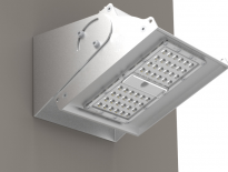 U2ALWP LED Wall Pack - angle view | Endura Light